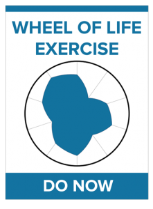 Jim Ribau - Free Coaching Tools - Wheel of Life Exercise