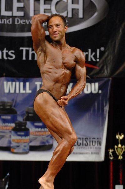Jim Ribau Coaching - Bodybuilding Story